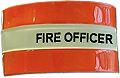 AB3023 - Jalite Fire Officer Armbands