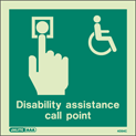 4054C - Jalite Disability assistance call point