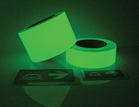 LB1004 - Jalite - Photoluminescent Lifeboat Direction Tape